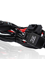cheap -1 Piece Car Light Bulbs 180 W LED Accessories For universal General Motors All years