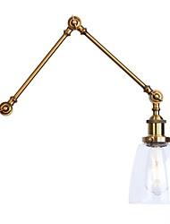 abordables -Design nouveau / Créatif LED / Rétro / Vintage Lumières de bras oscillant Salle à manger / Magasins / Cafés Métal Applique murale