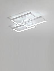 Недорогие -3-Light Монтаж заподлицо Рассеянное освещение Окрашенные отделки Алюминий LED 110-120Вольт / 220-240Вольт Теплый белый / Холодный белый Светодиодный источник света в комплекте