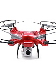 cheap -RC Drone A806 BNF 4CH 6 Axis 2.4G With HD Camera 0.3MP 480P RC Quadcopter One Key To Auto-Return / Headless Mode / 360°Rolling RC Quadcopter / Remote Controller / Transmmitter / Camera