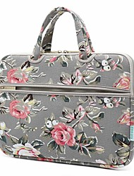 cheap -Shoulder Bags / Handbags Flower Canvas for New MacBook Pro 15-inch / New MacBook Pro 13-inch / Macbook Pro 15-inch