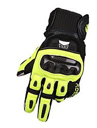 Недорогие -MOTOBOY Полный палец Универсальные Мотоцикл перчатки Углеродное волокно / губка / Поли уретан Сенсорный экран / Дышащий / Износостойкий