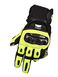 cheap -MOTOBOY Full Finger Unisex Motorcycle Gloves Carbon Fiber / Sponge / Poly urethane Touch Screen / Breathable / Wearproof