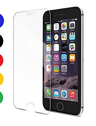 cheap -AppleScreen ProtectoriPhone 8 Plus High Definition (HD) Front Screen Protector 1 pc Tempered Glass