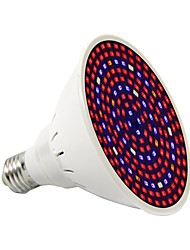 cheap -Grow Light for Indoor Plants LED Plant Growing Light LED Growing Light Bulb 85-265V 40W 1800 lm E26 / E27 200 LED Beads SMD 5730 Full Spectrum Warm White White Red