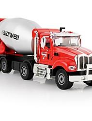 abordables -1h50 Petites Voiture Camion Camion de transporteur Véhicule de Construction Camion Véhicule de Construction Grue Vue de la ville Cool Exquis Métal Tous Garçon Fille 2 pcs