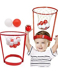 cheap -Basketball Toy Racquet Sport Toy Creative Convenient Grip Sports Mini Headband Hoops Basketball 2 to 4 Years 5 to 7 Years