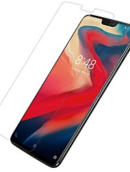 cheap -OnePlusScreen ProtectorOnePlus 6 Ultra Thin Front & Camera Lens Protector 1 pc PET
