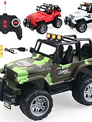 cheap -RC Car 4CH Car (On-road) 1:16 Brush Electric KM/H