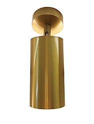 cheap -1-Light ZHISHU 6 cm Creative / New Design Spot Light Metal Mini Brass Artistic / Country 110-120V / 220-240V