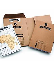 Недорогие -Шутки и фокусы Карты Для школы Новый дизайн Чистая бумага для Взрослые Все Мальчики Девочки