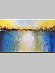 cheap -Mintura® Hand-Painted Abstract Landscape Oil Painting On Canvas Modern Wall Art Picture For Home Decoration Ready To Hang