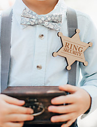 cheap -Wooden Pin Ceremony Decoration - Wedding Wedding