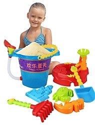 cheap -Beach Toy Parent-Child Interaction Portable 8 pcs Kid's Child's Adults' Toy Gift
