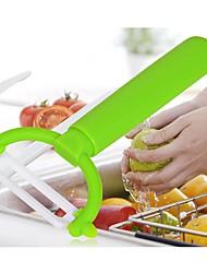 Недорогие -Керамические ножницы для очистки овощей