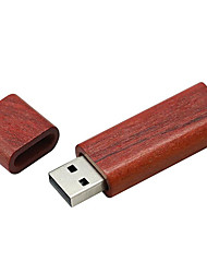 cheap -Ants 2GB usb flash drive usb disk USB 2.0 Wooden Cuboid Covers
