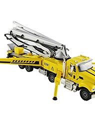 Недорогие -1:50 Игрушечные машинки Транспортер грузовик Строительная техника Строительная техника Экскаваторная погрузочная машина Вид на город Cool утонченный Металл