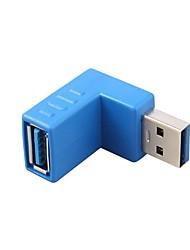 Недорогие -Unitek 07 2 USB 3.0 USB 3.0 Male - Female Короткий (менее 20 см)