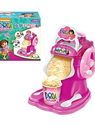 cheap -Toy Kitchen Set Pretend Play Ice Cream Cute Creative Simulation Child's All Toy Gift 1 pcs