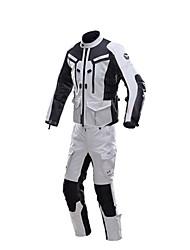 cheap -DUHAN D-201SET Motorcycle Clothes Jacket Pants SetforMen's Cordura Spring & Fall Anti-Wind / Wearproof / Comfy