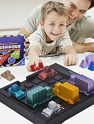 cheap -Board Game Car Professional City View Parent-Child Interaction Kid's Child's Adults' Boys' Girls' Toys Gifts