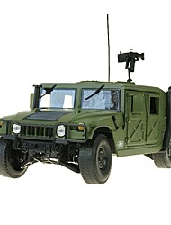 cheap -1:50 Toy Car Military Truck Transporter Truck Military Vehicle City View Cool Exquisite Metal Mini Car Vehicles Toys for Party Favor or Kids Birthday Gift 1 pcs