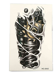 cheap -3 pcs Tattoo Stickers Temporary Tattoos Totem Series Body Arts Arm