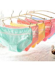 cheap -Women's Shorties & Boyshorts Panties Jacquard Low Waist