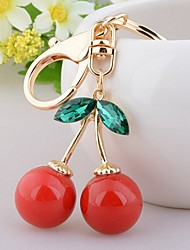 cheap -Fruit Keychain Favors Chrome / Alloy Other Tools - 1 pcs All Seasons