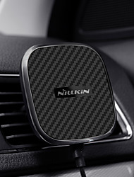cheap -Nillkin  Vehicle Mounted Magnetically Charged Fast Charging Wireless Charger for iPhone XS iPhone XR XSMax iPhone 8 Samsung S9 Note 9 Or Built in Qi Receiver Smart Phone