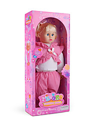 cheap -Reborn Doll Fashion Doll Baby Girl 24 inch Silicone - Gift Cute Child Safe Kids / Teen Non Toxic Tipped and Sealed Nails Kid's Girls' Toy Gift