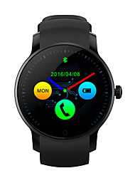 cheap -SMA 9 Unisex Smartwatch Android iOS Bluetooth Heart Rate Monitor Touch Screen Calories Burned Long Standby Hands-Free Calls Pedometer Call Reminder Activity Tracker Sleep Tracker Alarm Clock / 64MB