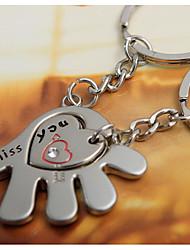 cheap -Romance / Keys Keychain Favors Alloy Buckle - 1 pcs All Seasons