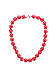 cheap -Women's Pearl Necklace Chandelier Rosary Chain Ladies Artistic Classic European Pearl Alloy Red 45 cm Necklace Jewelry 1pc For Party / Evening Formal