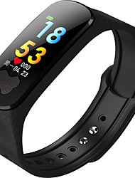 cheap -SMA B37S Women Smart Bracelet Smartwatch Android iOS Bluetooth GPS Waterproof Blood Pressure Measurement Touch Screen Calories Burned ECG+PPG Pedometer Call Reminder Activity Tracker Sleep Tracker