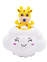 cheap -Bath Toy Deer Convenient Grip / Parent-Child Interaction Plastic Shell All Children's Gift 1 pcs