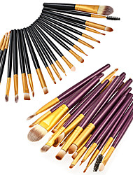 cheap -20-pack-makeup-brushes-professional-makeup-brush-set-eyeshadow-brush-artificial-fibre-brush-nylon-brush-other-brush-eco-friendly-professional-soft