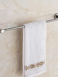 cheap -Towel Bar / Bathroom Shelf New Design Modern Stainless Steel 1pc 1-Towel Bar Wall Mounted