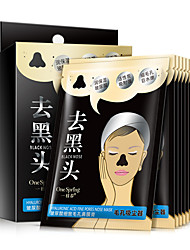 cheap -# Cleansers Blemish Tools Pore Cleansing Strips 10 pcs Wet Deep-Level Cleaning / Pore-Minimizing / Blackhead Cleaning / Nose / Mask # Portable / High Quality Pull out / Travel / Professional Liquid