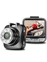 Недорогие -Blackview G55 1080p Мини / Очаровательный / HD Автомобильный видеорегистратор 170° Широкий угол Датчик CMOS 2 дюймовый LCD Капюшон с Ночное видение / G-Sensor / Режим парковки 8 инфракрасных LED