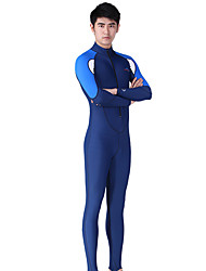 cheap -Dive&Sail Men's Rash Guard Dive Skin Suit Spandex Diving Suit SPF50 UV Sun Protection Breathable Full Body Diving Fashion Spring Summer / Quick Dry / Stretchy / Quick Dry