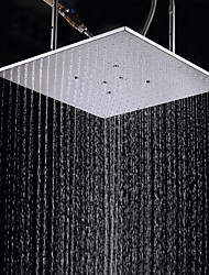 cheap -Contemporary Rain Shower Chrome Feature - Rainfall /  Design, Shower Head