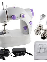 Недорогие -легкая швейная машина, мини-электрическая бытовая швейная машина легкая для ручной работы с легкой педалью