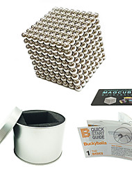 cheap -512 pcs Magnet Toy Magnetic Balls Magnet Toy Building Blocks Super Strong Rare-Earth Magnets Neodymium Magnet Puzzle Cube Magnetic Stress and Anxiety Relief Office Desk Toys Relieves ADD, ADHD