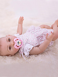 cheap -OtardDolls 16 inch Reborn Doll Girl Doll Baby Girl Newborn lifelike Hand Made Child Safe Non Toxic Full Body Silicone with Clothes and Accessories for Girls' Birthday and Festival Gifts