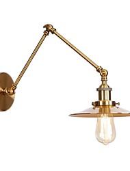 abordables -Style mini / Design nouveau Rétro / Vintage / Moderne / Contemporain Lumières de bras oscillant Salle de séjour / Magasins / Cafés Métal