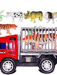 cheap -Toy Car Car Animals 5 pcs