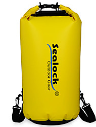 cheap -Sealock 45 L Waterproof Dry Bag Wearable for Swimming Diving Surfing