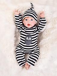 Недорогие -OtardDolls 20 дюймовый Куклы реборн Мальчики как живой Подарок Ручная работа Безопасно для детей Non Toxic с одеждой и аксессуарами на день рождения и праздничные подарки для девочек
