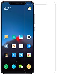 cheap -XiaomiScreen ProtectorXiaomi Mi 8 High Definition (HD) Front & Camera Lens Protector 1 pc Tempered Glass